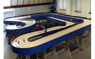 slot car racing track norwich