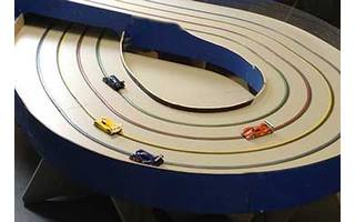 norwich slot racings 4 lane track